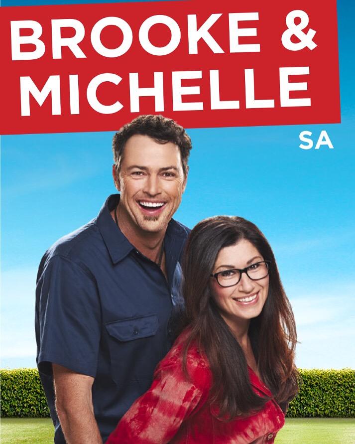 Brooke and Michelle, Team SA